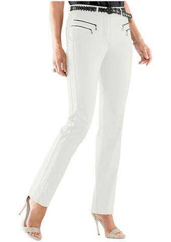 CLASSIC INSPIRATIONEN Kelnės in dirbtinės odos