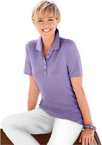 COLLECTION L. Polo marškinėliai in laisvo stiliaus P...