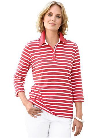 Polo marškinėliai su sportivem Ripsban...