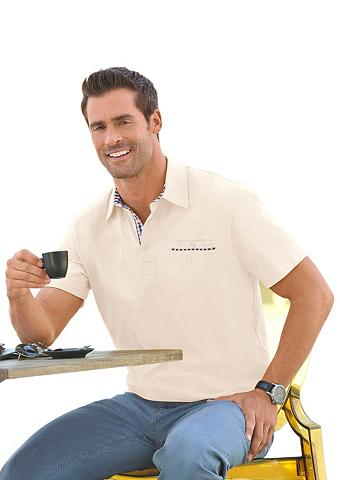Marškinėliai trumpomis rankovėmis su P...