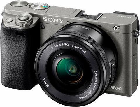 ILCE-6000L System fotoaparatas E PZ 16...