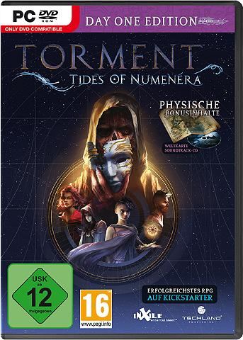 Torment: Tides of Numenera Day One Edi...
