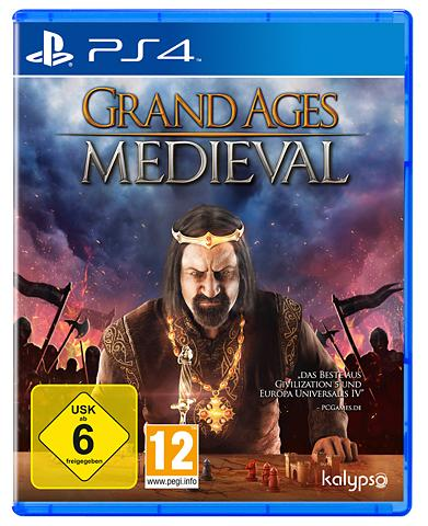 Grand Ages Medieval Standard »PS4«