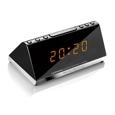 Radio »Morning V2 Radijas su laikrodži...