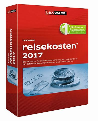 Kaufmännische-Software »Reisekosten 20...