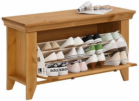 Home affaire Spintelė batams »Skandinavia« iš massi...