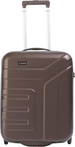 Plastikinis lagaminas ant ratukų su 2 ...