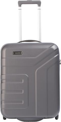 TRAVELITE Plastikinis lagaminas ant ratukų su 2 ...