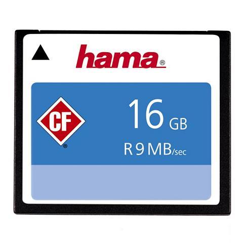 Compact Flash 16GB 9 MB/s