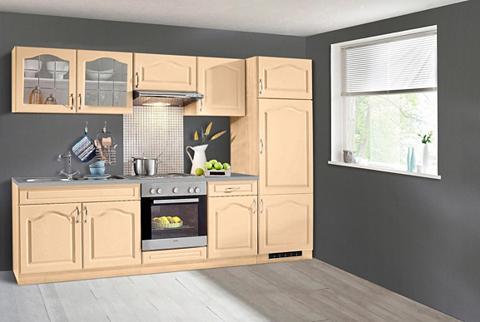 Virtuvės baldų komplektas »Linz« ploti...
