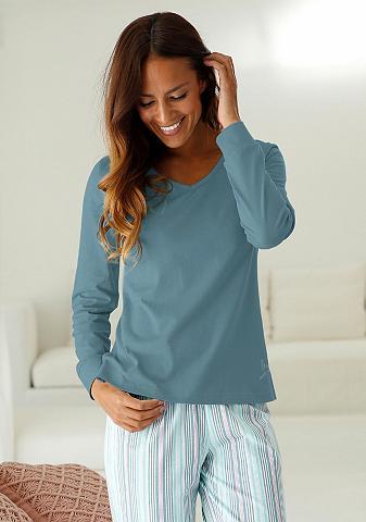 Marškinėliai ilgomis rankovėmis »Josi«...