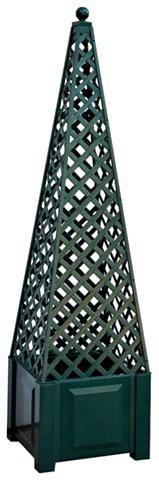 Ažūrinė sienelė gėlėms »Obelisk« Bx H:...