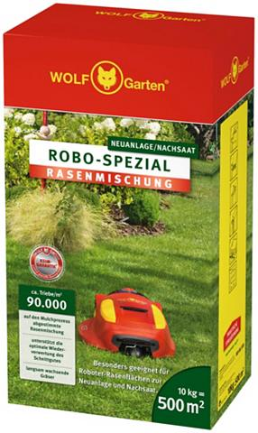 WOLF GARTEN WOLF-GARTEN Nachsaatrasen »ROBO-Spezia...