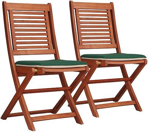 Poilsio kėdė »Cordoba« (2 rinkinys) Eu...