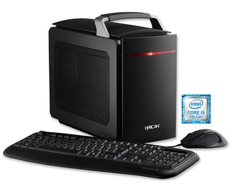 Gaming PC Intel® i5-7500 16GB SSD HDD ...