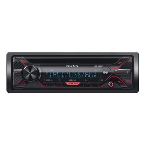 1-DIN auto magnetola su CD & USB rakta...