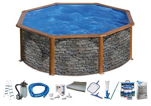 HANSEATIC Filtras Rinkinys: apvalus baseinas akm...