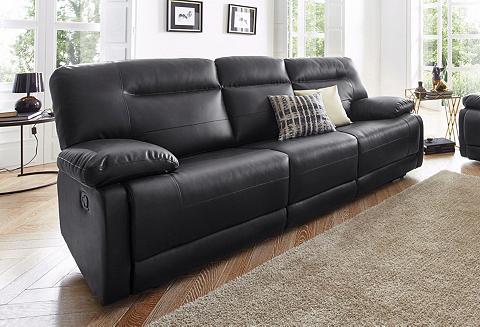 Trivietė sofa su poilsio funkcija