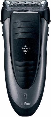 BRAUN Elektrinis skustuvas Series 1 190s-1