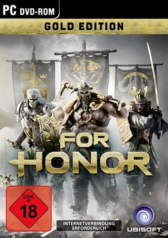 UBISOFT For Honor Gold Edition PC