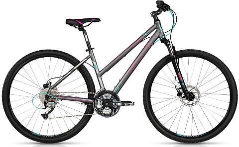 KELLYS Moterims dviratis 28 Zoll 27 Gang Shim...