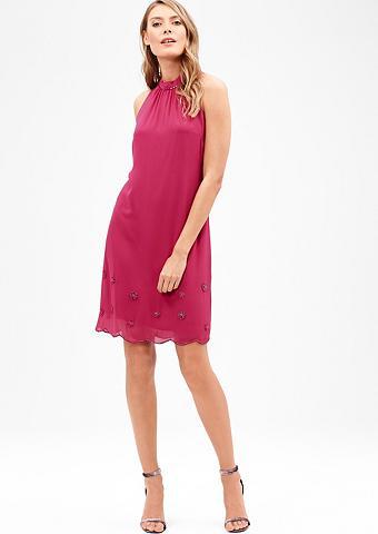 Siuvinėtas Šifoninė suknelė