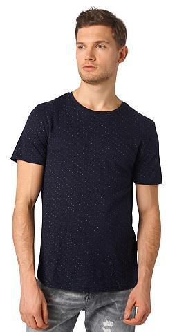 Marškinėliai »T-Shirt su Punkte-Strukt...