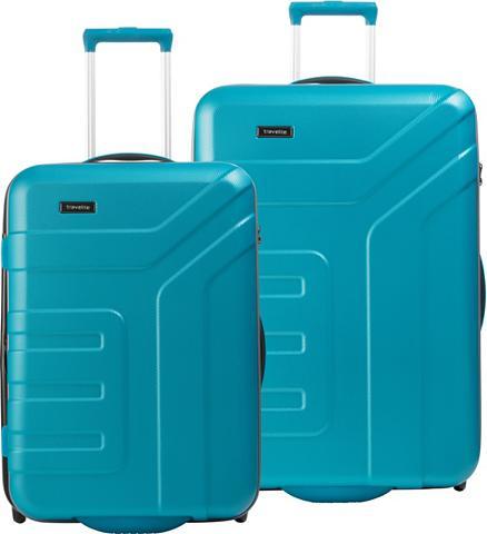 TRAVELITE Plastikinis lagaminas ant ratukų rinki...