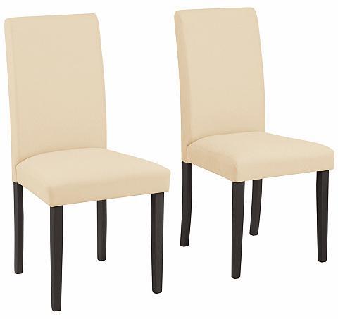 HOME AFFAIRE Kėdė »Roko« Luxus-Microfaser (2 vnt. 4...
