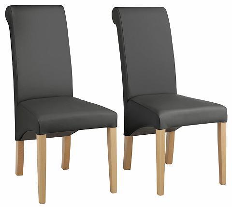HOME AFFAIRE Kėdė »Rito« patogi su Echtleder- arba ...