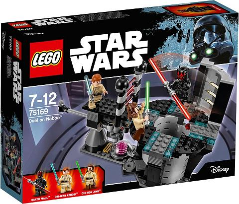 LEGO ® Duel on Naboo? (75169) »® Star Wars?...