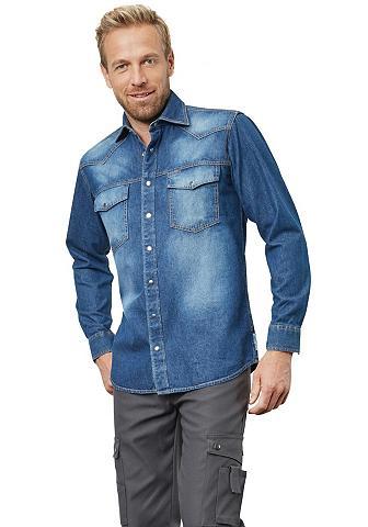 Pionier ® workwear džinsiniai marškinė...