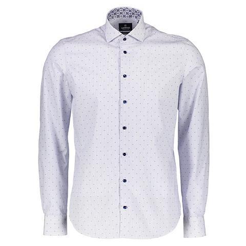 Premium Marškiniai su gepunkteten Stre...