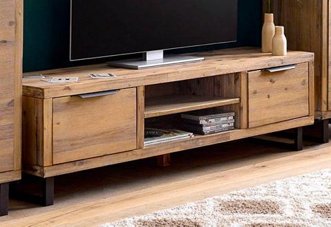 HOME AFFAIRE TV staliukas »Viby« iš massiven Akazie...