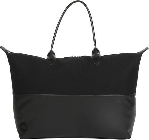 MI PAC. Kelioninis krepšys »Tumbled juoda spal...