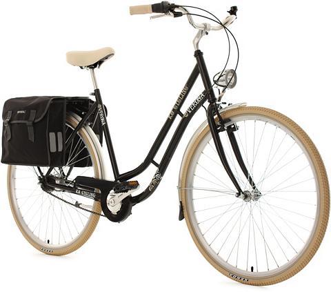 Moteriškas dviratis 28 Zoll juoda spal...