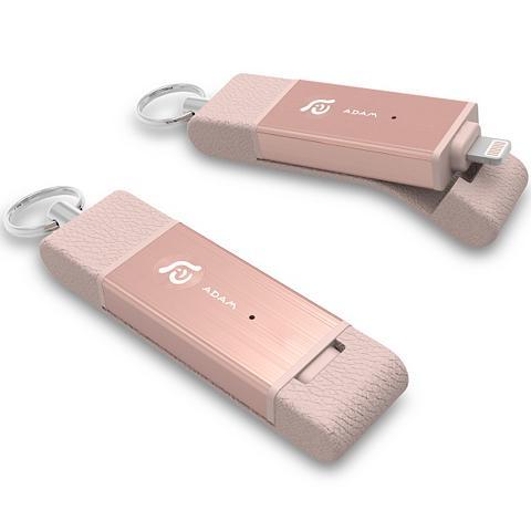 USB raktas »IKLIPS dvi 256GB Roségold ...
