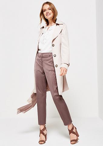 Matinis glänzende satininės kelnės su ...