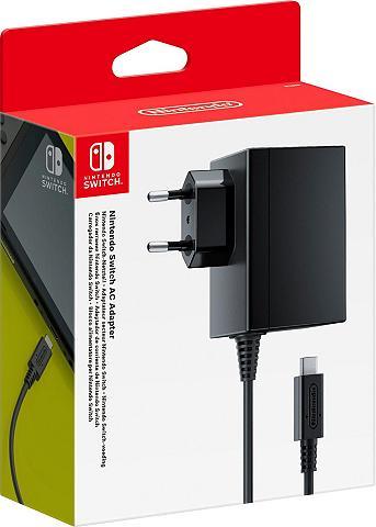Nintendo Switch »Netzteil« Netzkabel Typ F (Schuko) US...