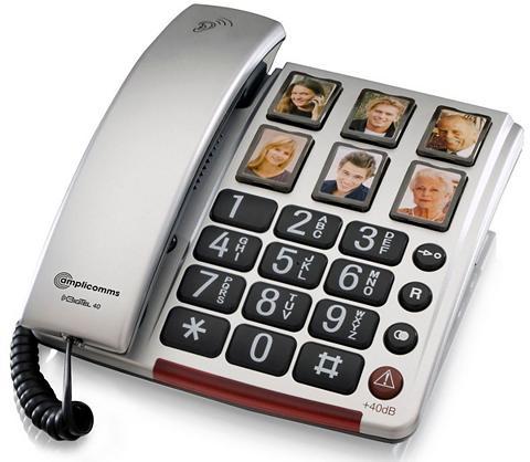 Großtastentelefon »Big Tel 40«