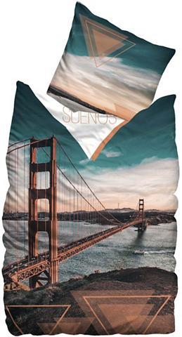 Patalynė Sueños »San Francisco« Golden...