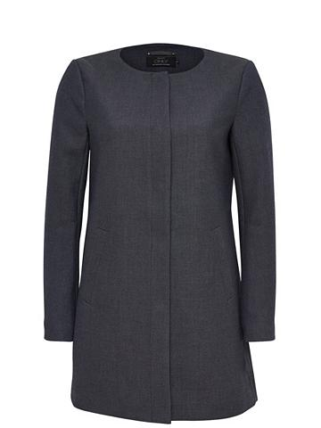 Klasikinio stiliaus paltas su apykaklė...