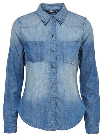 Patch- džinsiniai marškinėliai