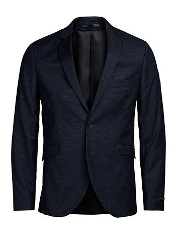 Jack & Jones Melierter Slim-Fit-Blazer...