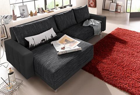 Kampinė sofa su gro
