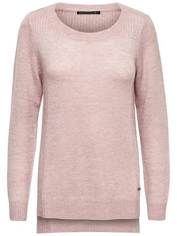 High-low- Megztinis