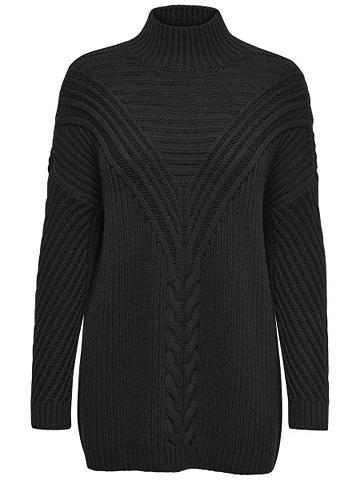 Stehkragen- Megztinis