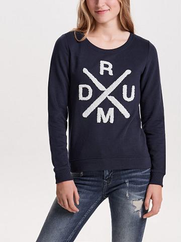 Raštuotas Sportinio stiliaus megztinis...