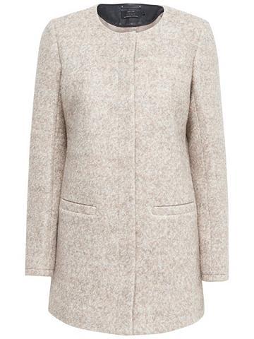 Klasikinio stiliaus Vilnonis paltas