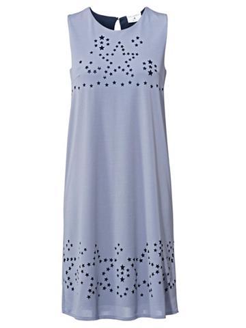 Suknelė su kontrastingas Pasijonis